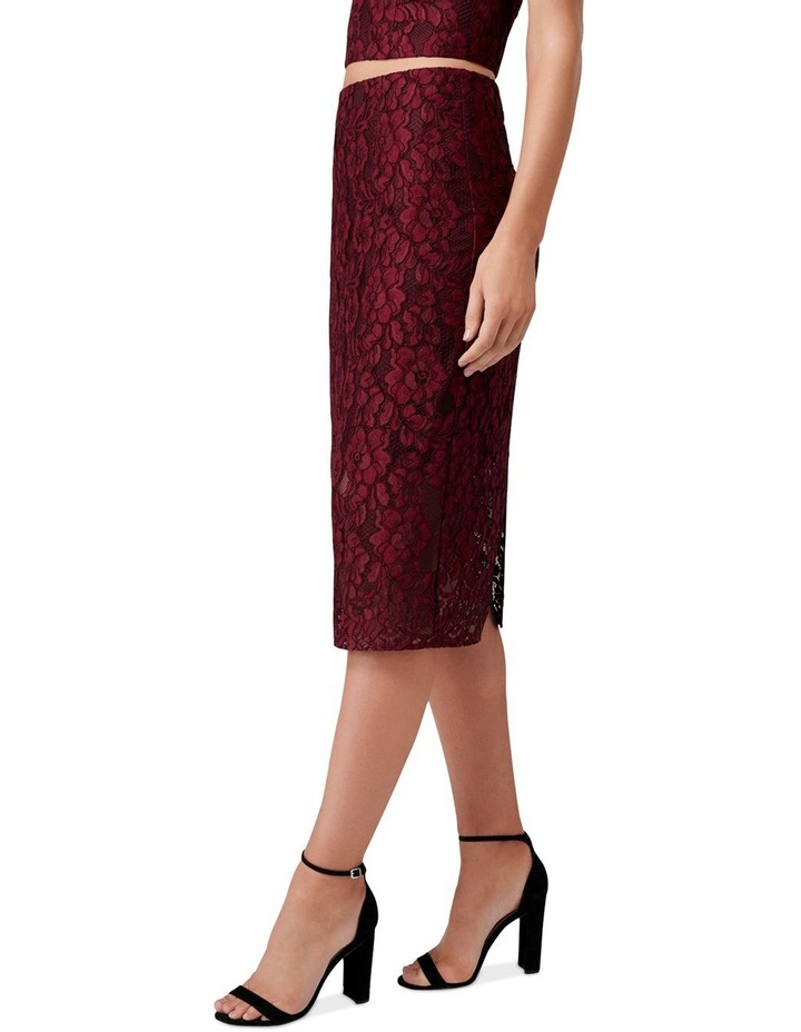 Billie Lace Co-Ord Pencil Skirt image 2
