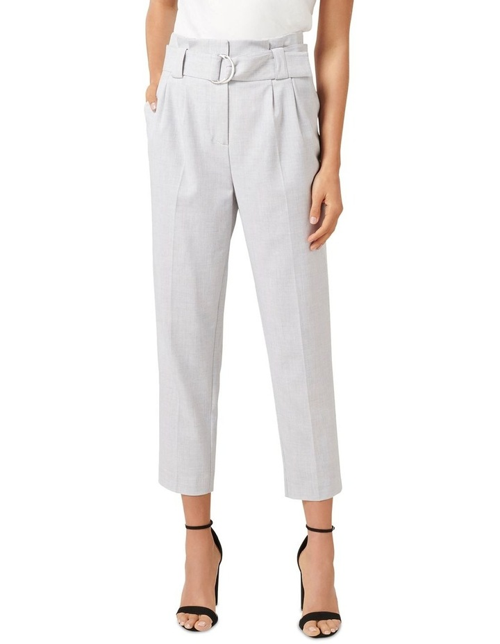 Joanna Paper Bag Tapered Pants image 1