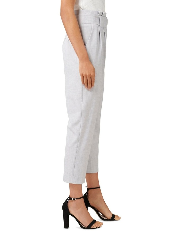 Joanna Paper Bag Tapered Pants image 2