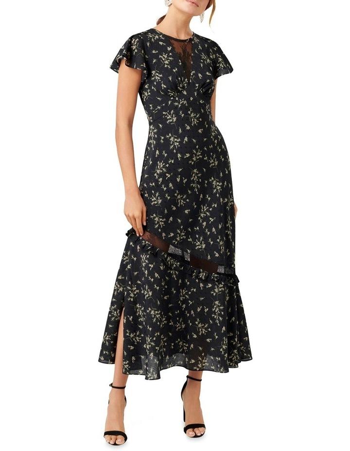 Lara Lace Insert Maxi Dress image 1