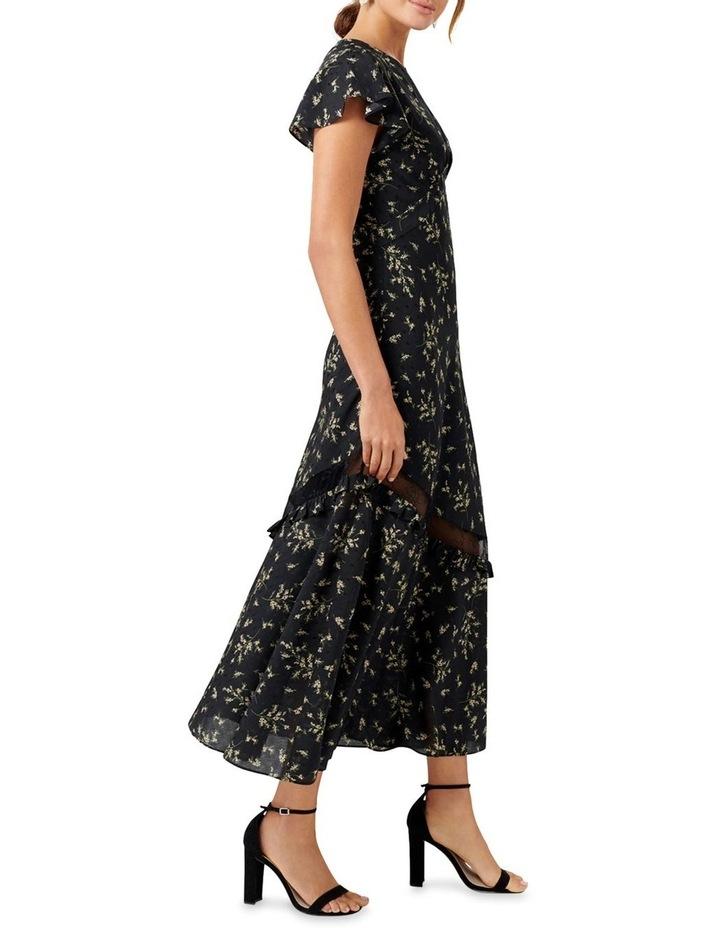 Lara Lace Insert Maxi Dress image 3