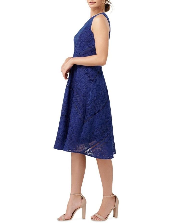 Odette Lace Trim Prom Dress image 3