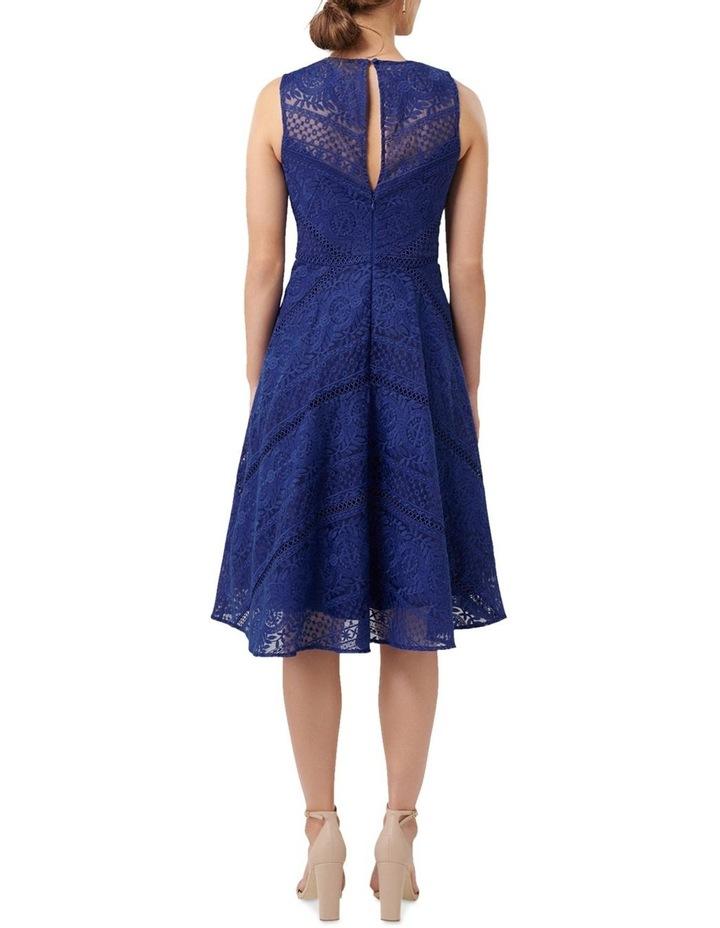 Odette Lace Trim Prom Dress image 4