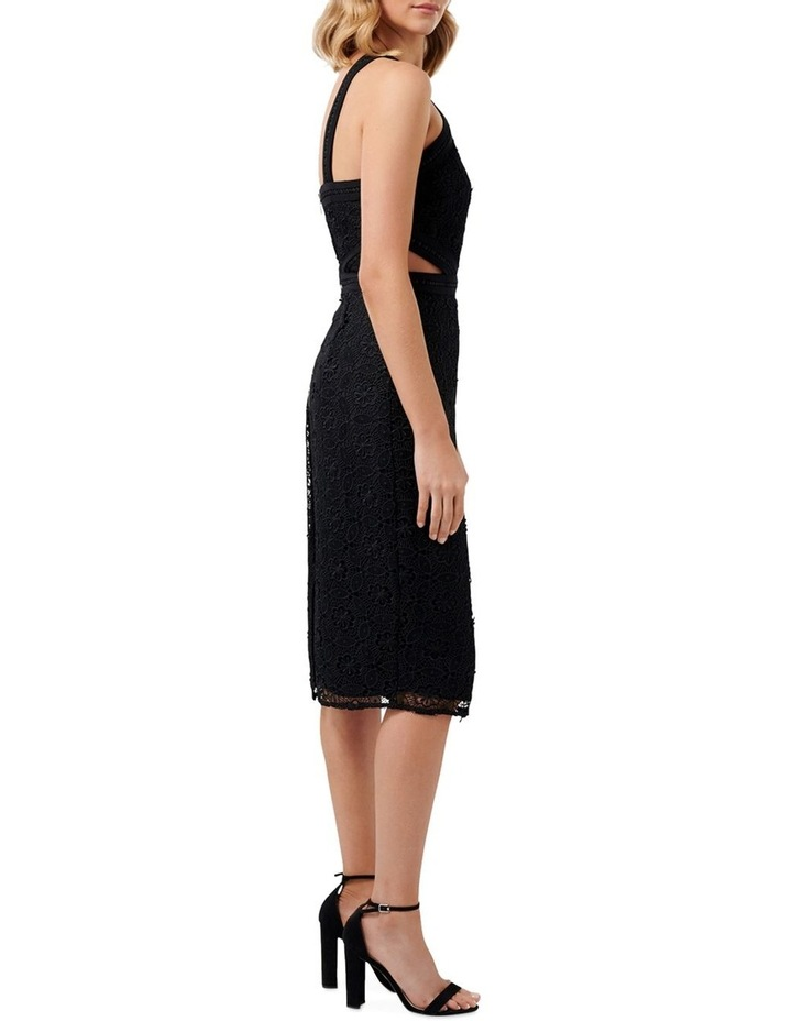 Ariana Halter Neck Cut Out Dress image 3