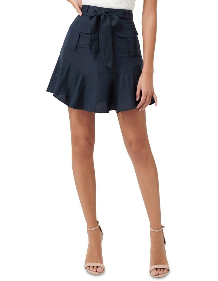 Tamika Pocket Front Flippy Skirt image 1