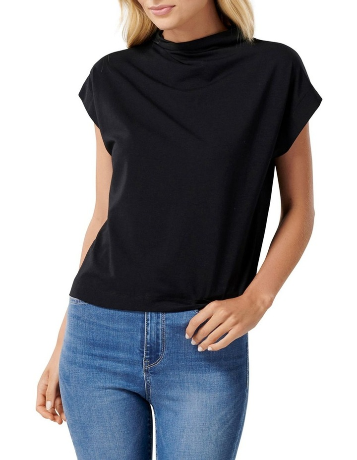 Nora Grown On Shoulder and Neck Tee image 1