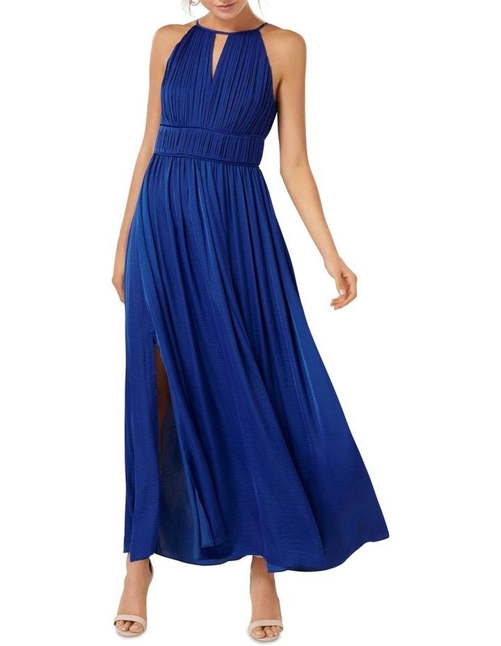 Shana Pleated Maxi Dress image 1