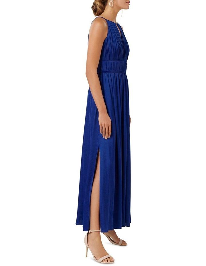Shana Pleated Maxi Dress image 3