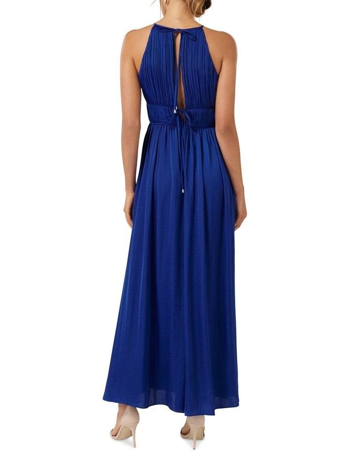 Shana Pleated Maxi Dress image 4