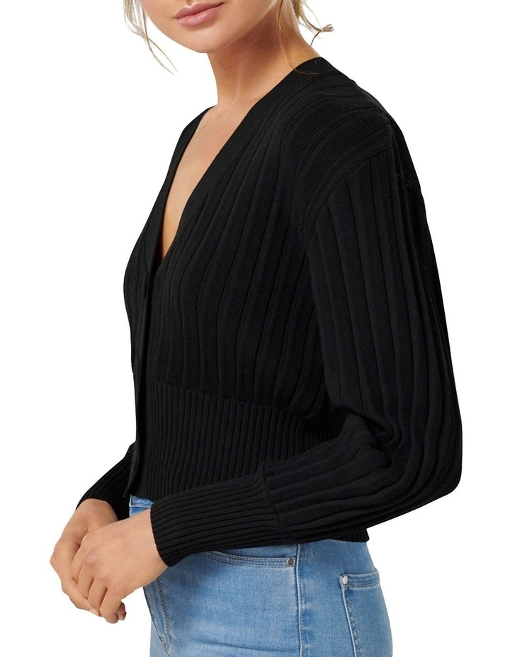 Molly Pleat Button Cardigan image 2