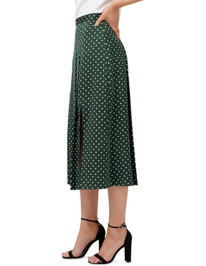Nadia Pleated Skirt image 2