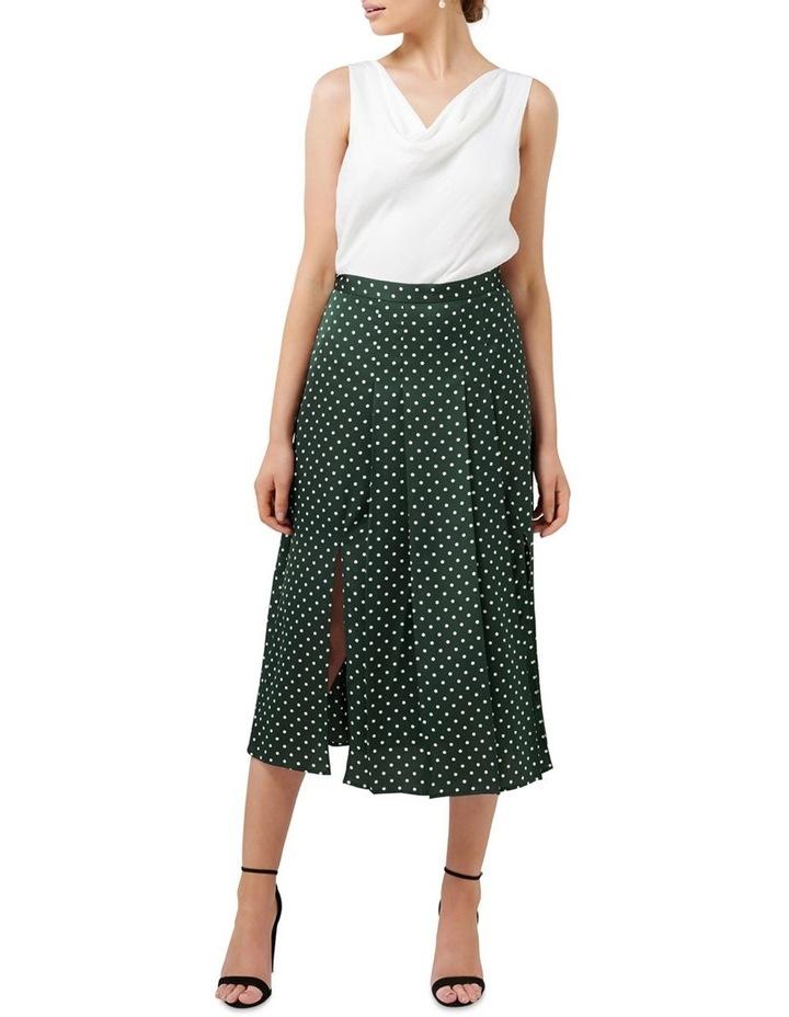 Nadia Pleated Skirt image 4