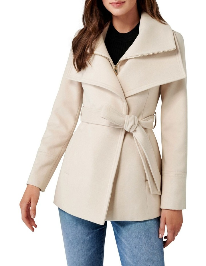 April Cropped Coat image 2