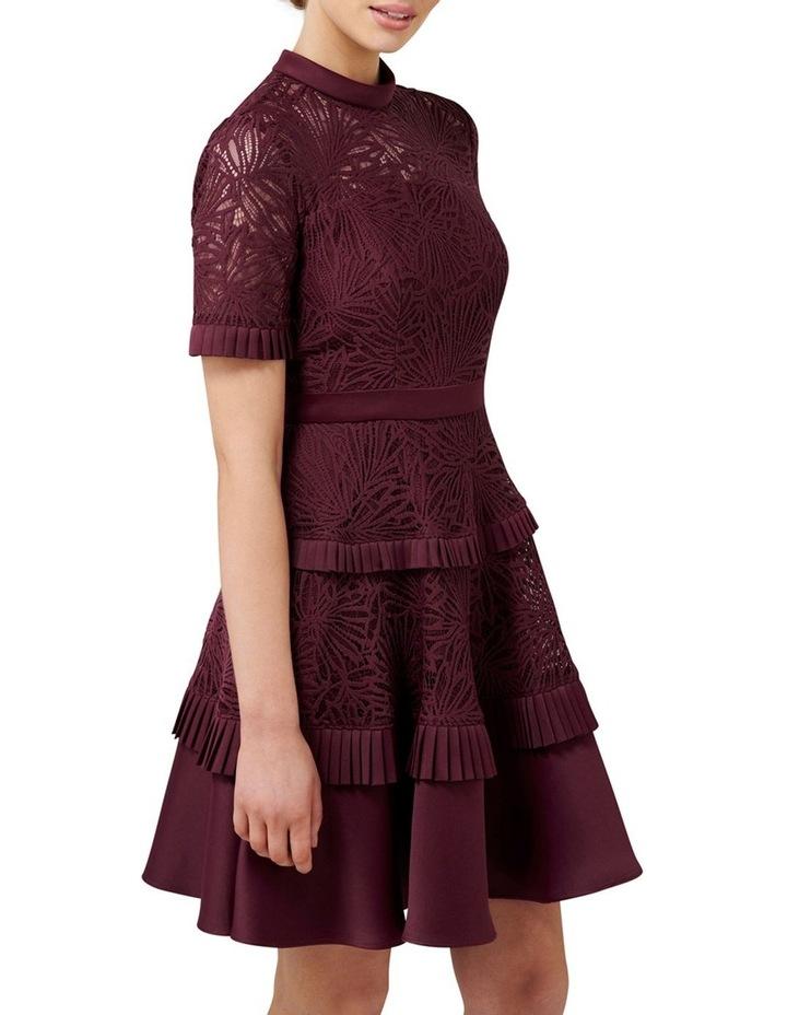 Raine Petite Panel Prom Dress image 2