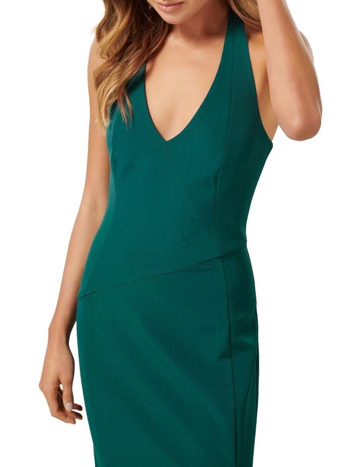 Adelaide  Halter Neck Maxi Dress image 2
