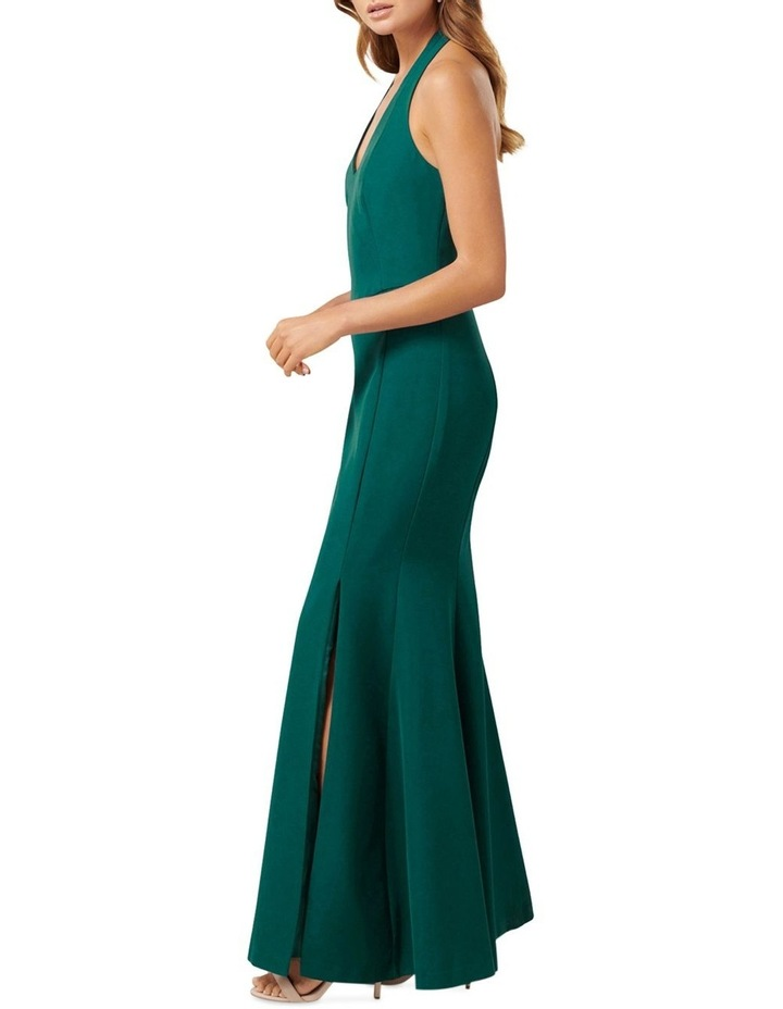 Adelaide  Halter Neck Maxi Dress image 3