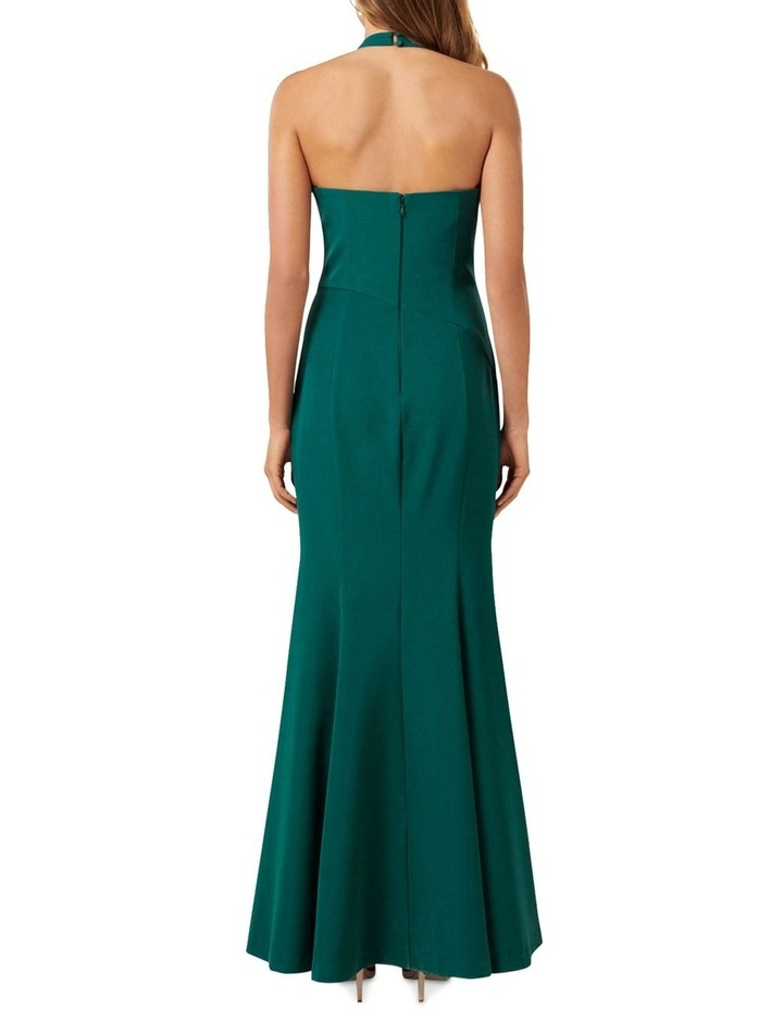 Adelaide  Halter Neck Maxi Dress image 4