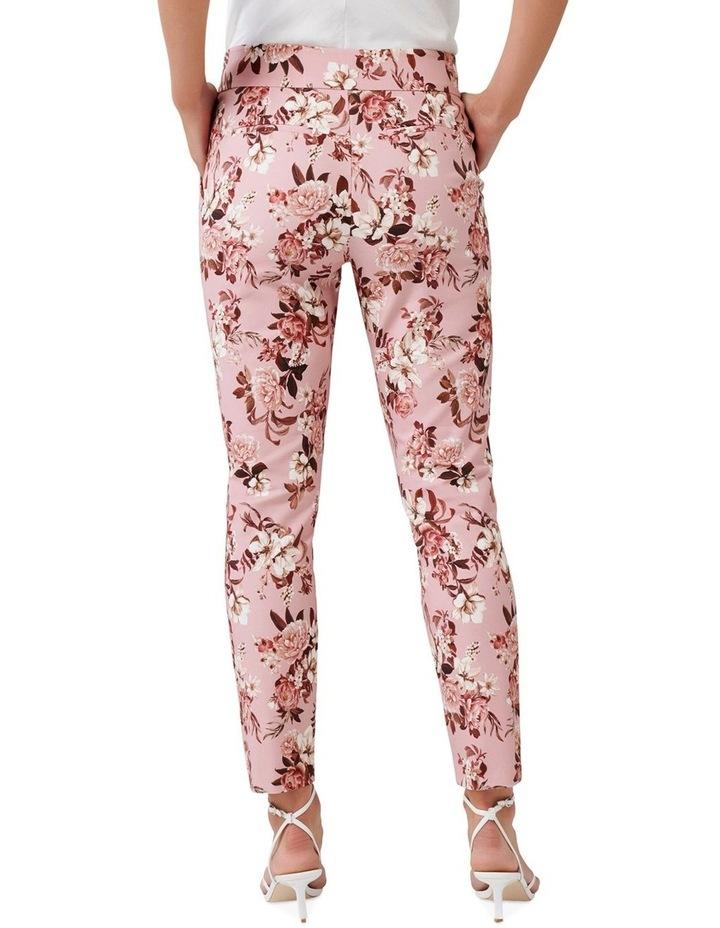 Kellie High Waist Printed Pants image 3