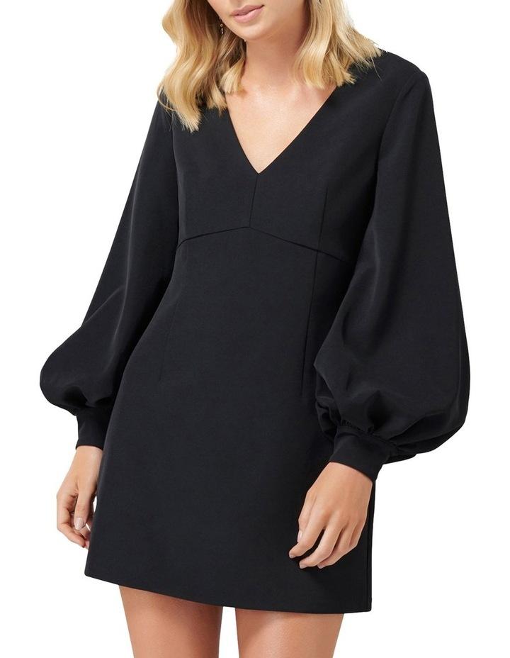 Vera Puff Sleeve Dress image 1