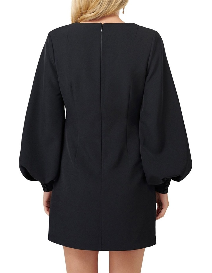 Vera Puff Sleeve Dress image 4