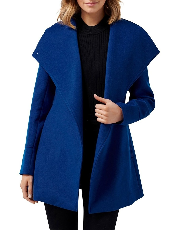 Tala Wrap Coat by Forever New