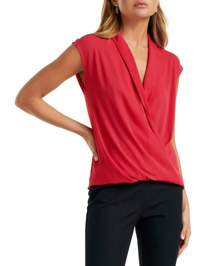 Eleanor Wrap Blouse image 1