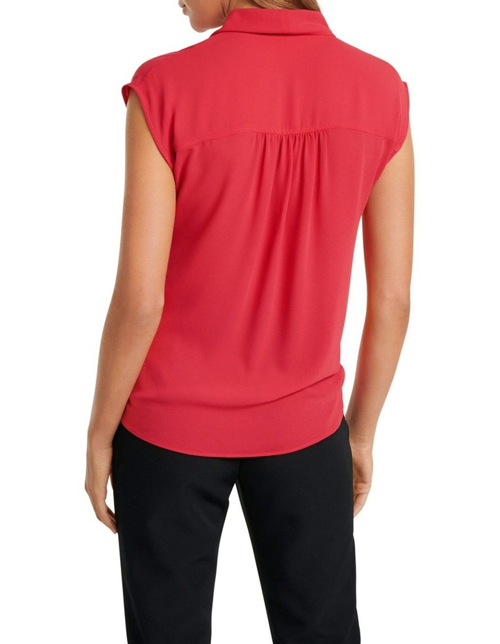 Eleanor Wrap Blouse image 3