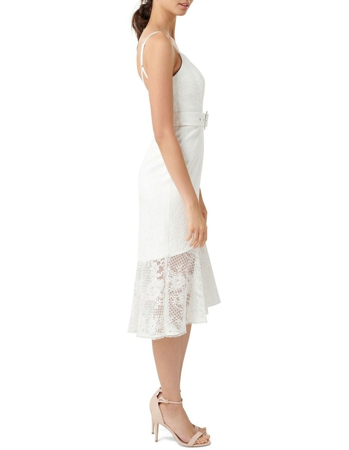 Erika Belted Lace Dress image 3
