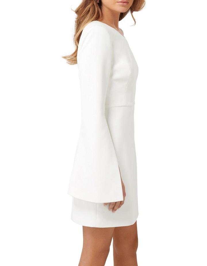 Sophia One Sleeve Mini Dress image 3