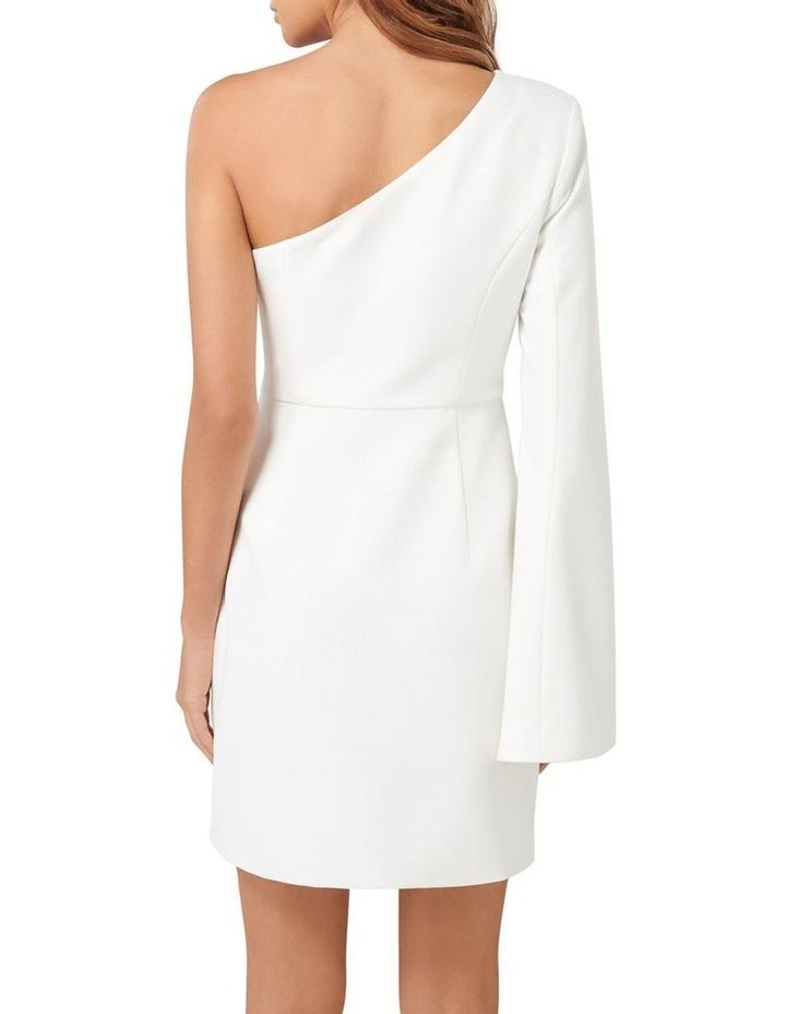 Sophia One Sleeve Mini Dress image 4