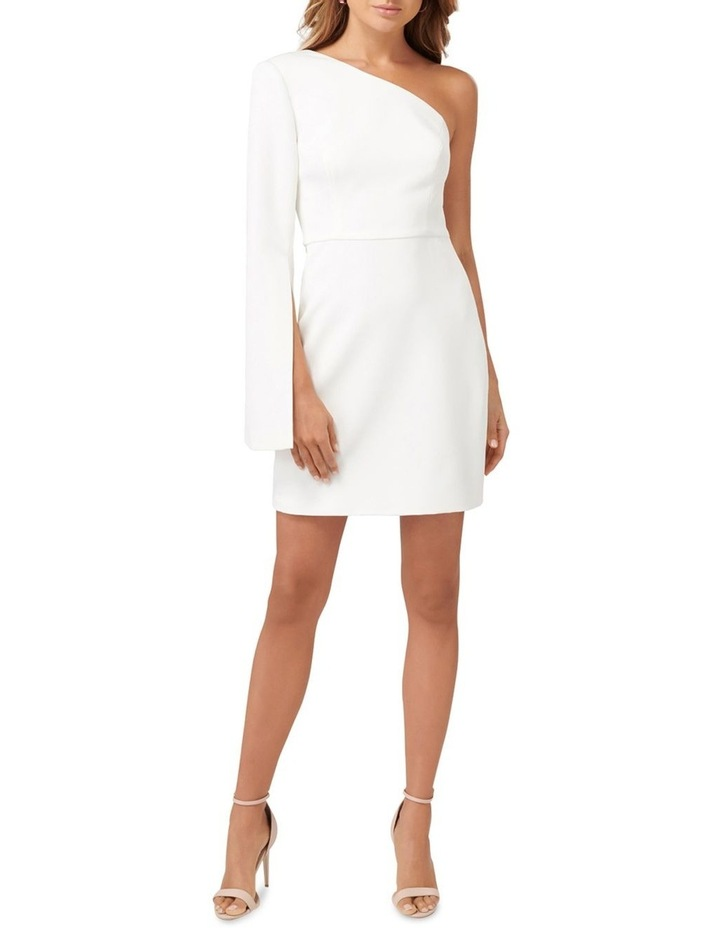 Sophia One Sleeve Mini Dress image 5