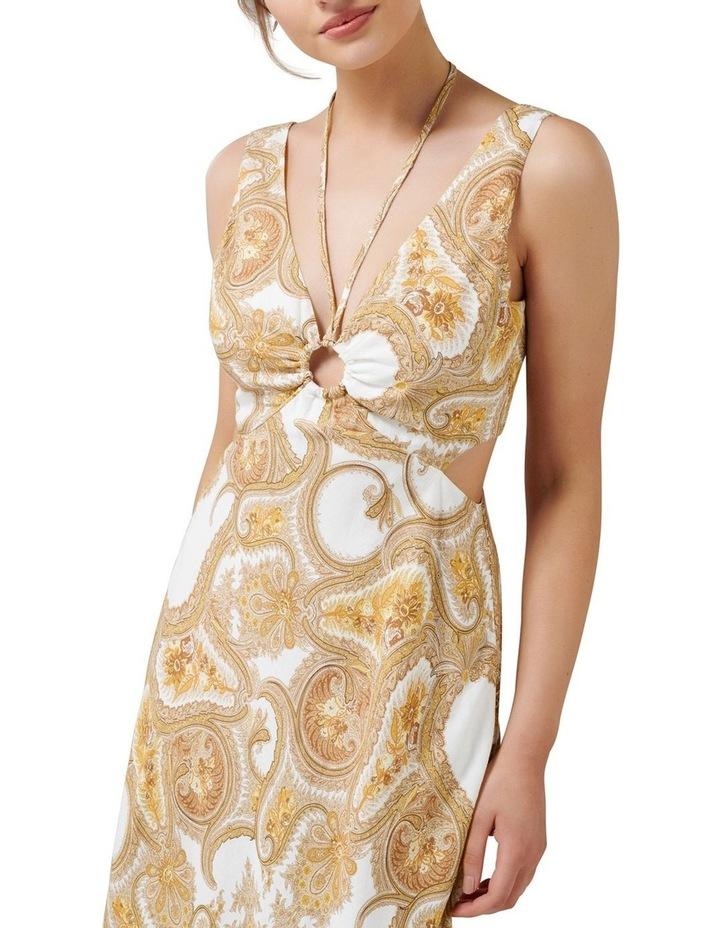 Brianna Cut Out Midi Dress image 2