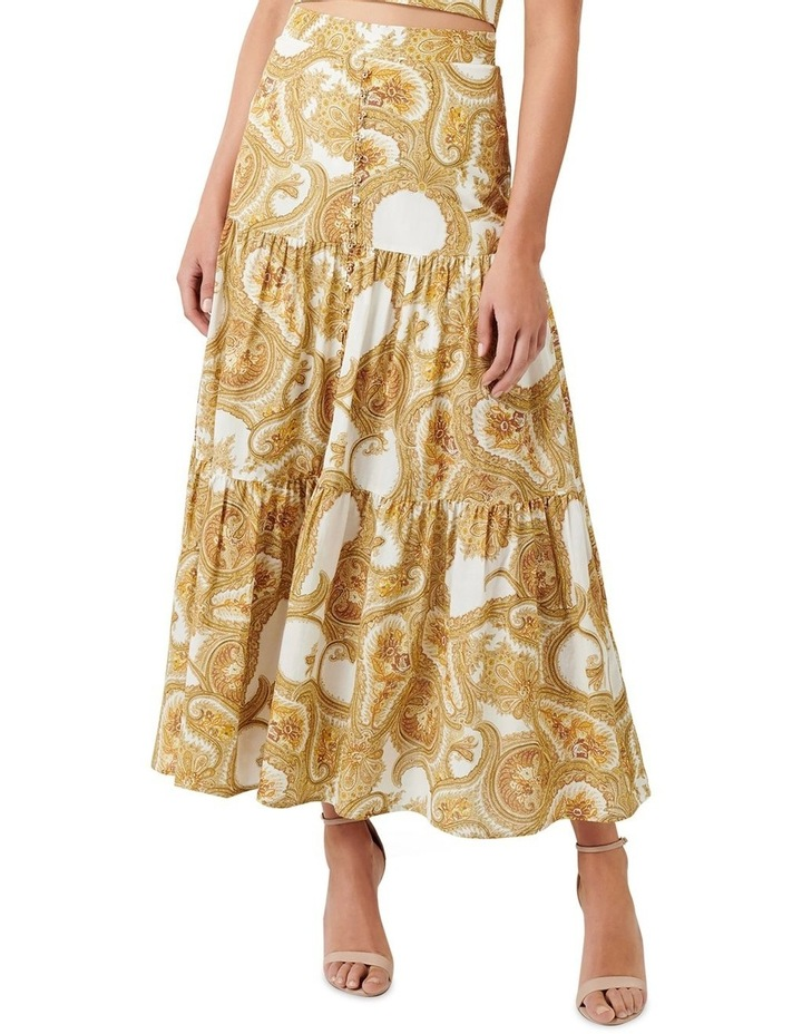 Lilly Tiered Maxi Skirt image 1