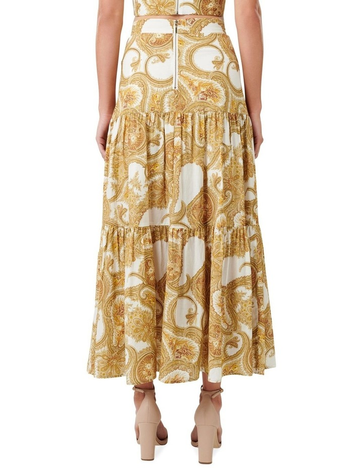 Lilly Tiered Maxi Skirt image 3