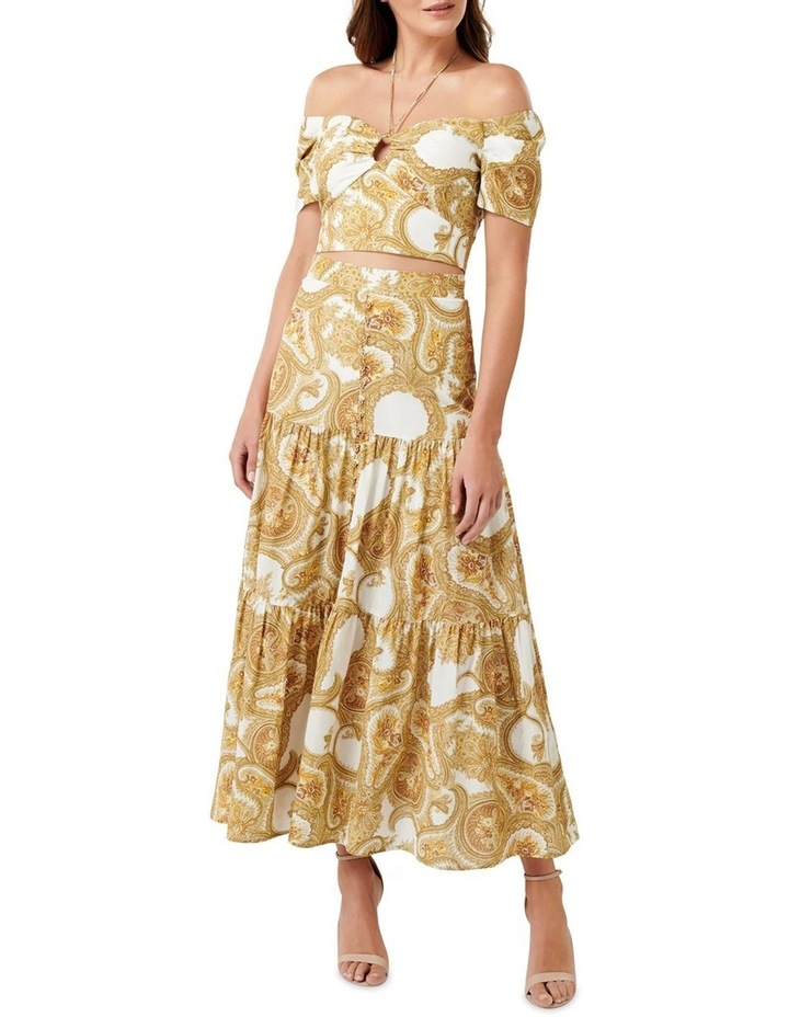 Lilly Tiered Maxi Skirt image 4