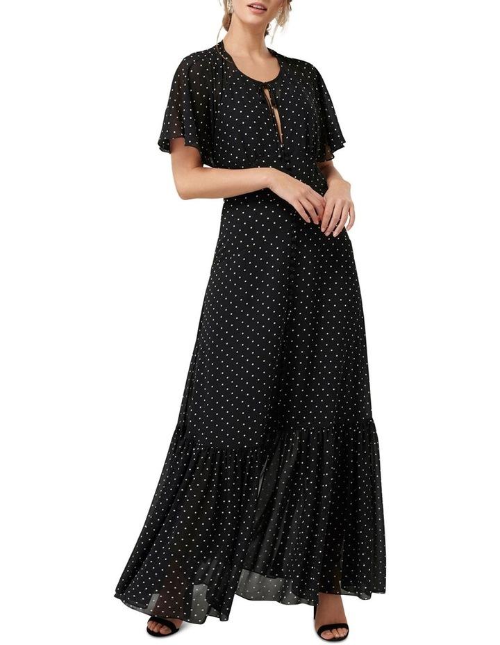 Ivy Cape Maxi Dress image 1
