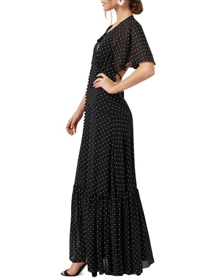 Ivy Cape Maxi Dress image 2