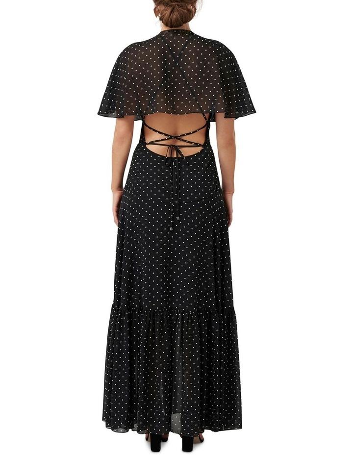 Ivy Cape Maxi Dress image 3
