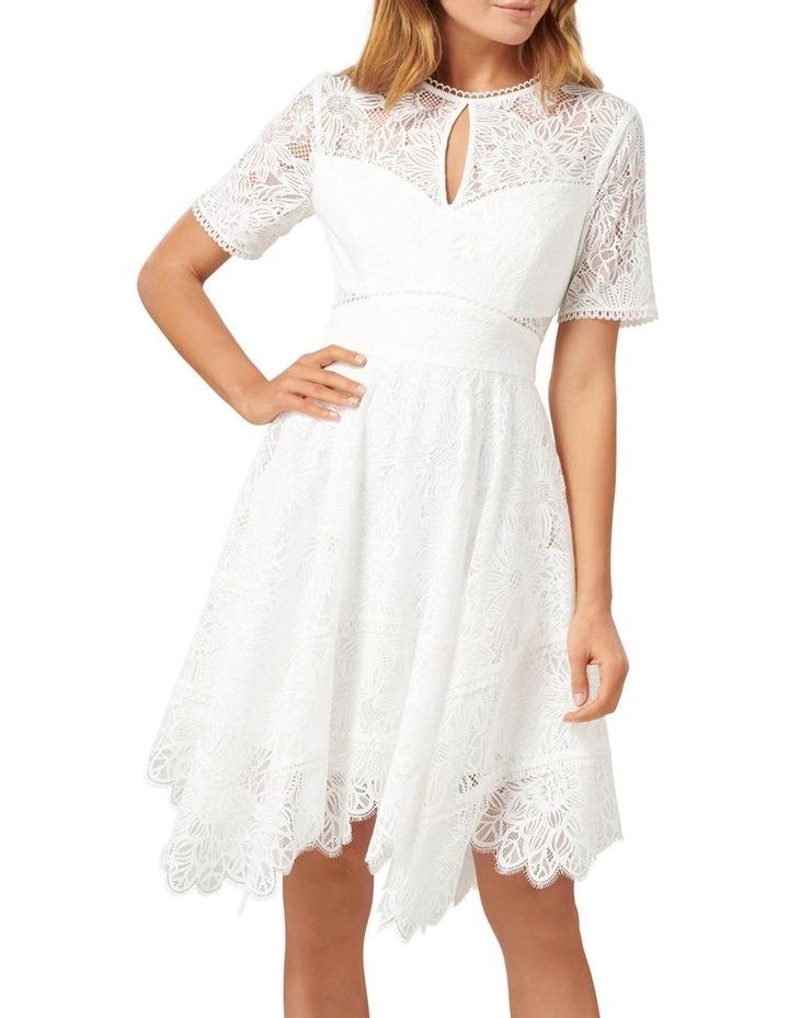 Harley Hanky Hem Lace Dress image 1