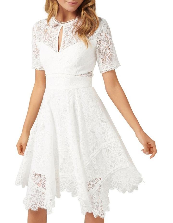 Harley Hanky Hem Lace Dress image 2