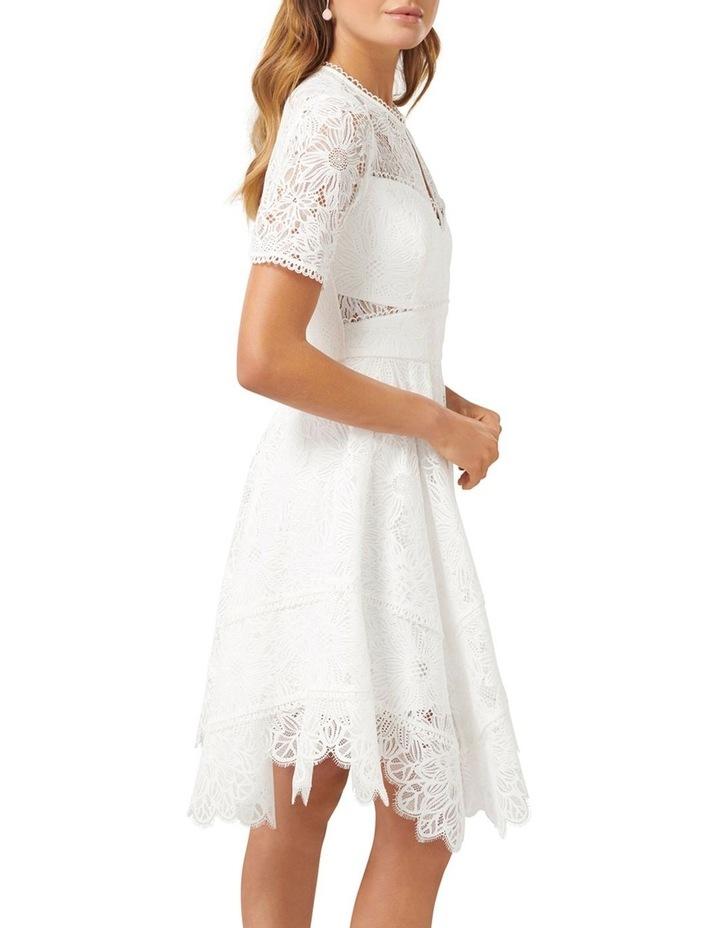 Harley Hanky Hem Lace Dress image 3