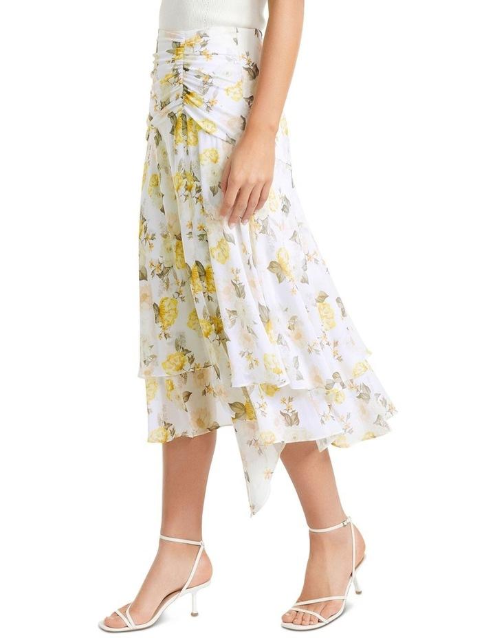 Lara Ruched Layered Skirt image 2