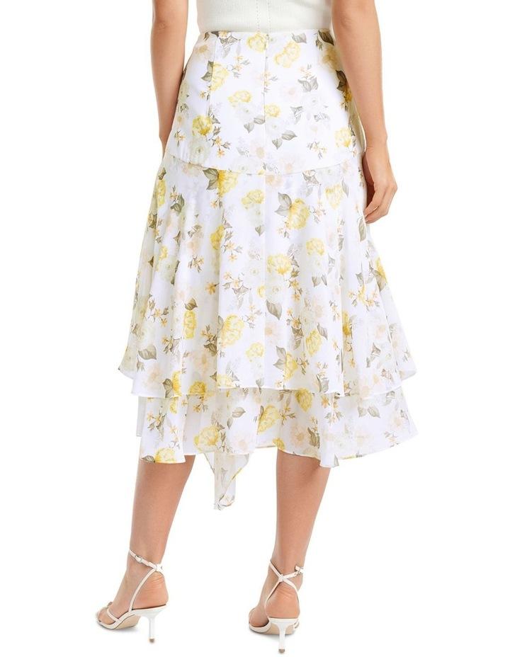 Lara Ruched Layered Skirt image 3