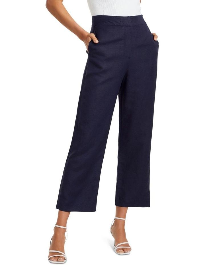 Lucy Linen Blend Pants image 1