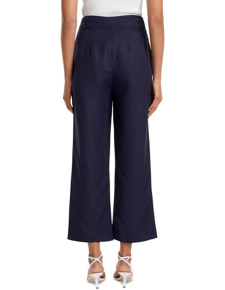 Lucy Linen Blend Pants image 3