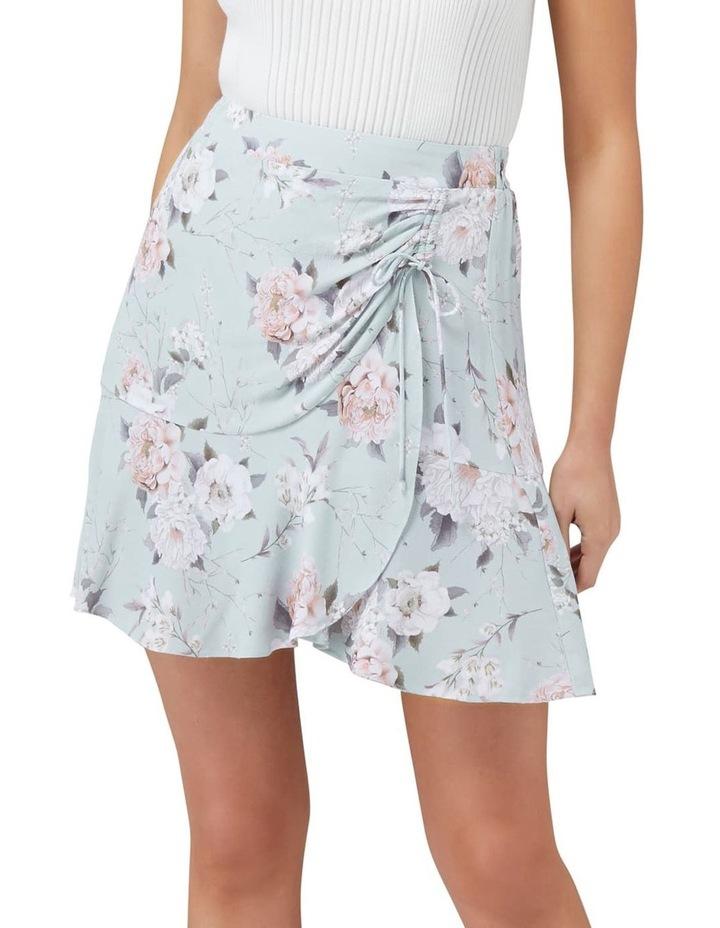 Tara Elasticated Flippy Skirt image 1