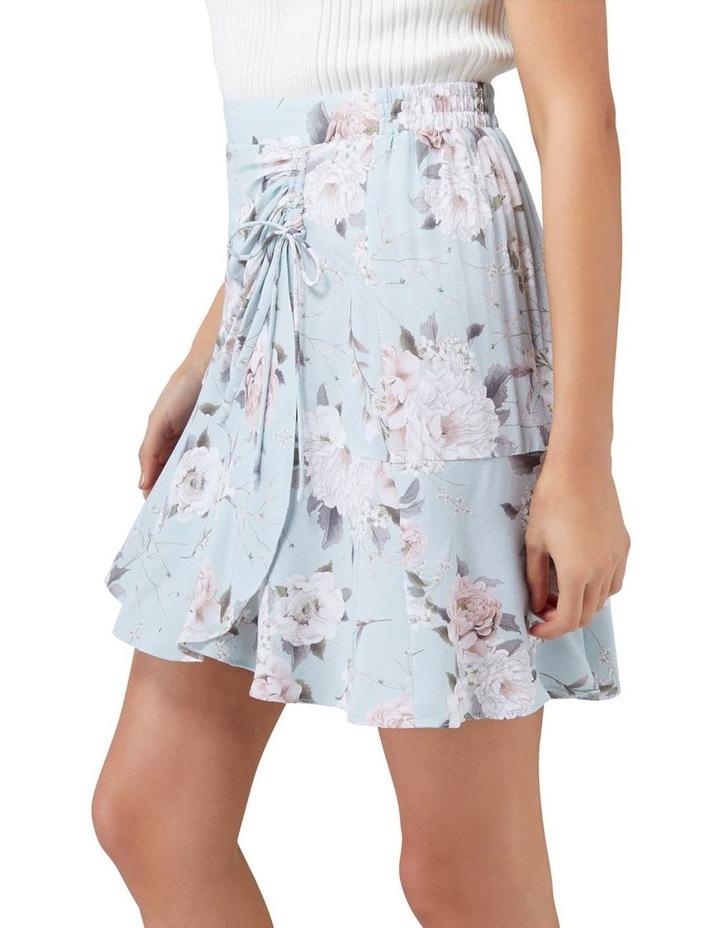 Tara Elasticated Flippy Skirt image 2