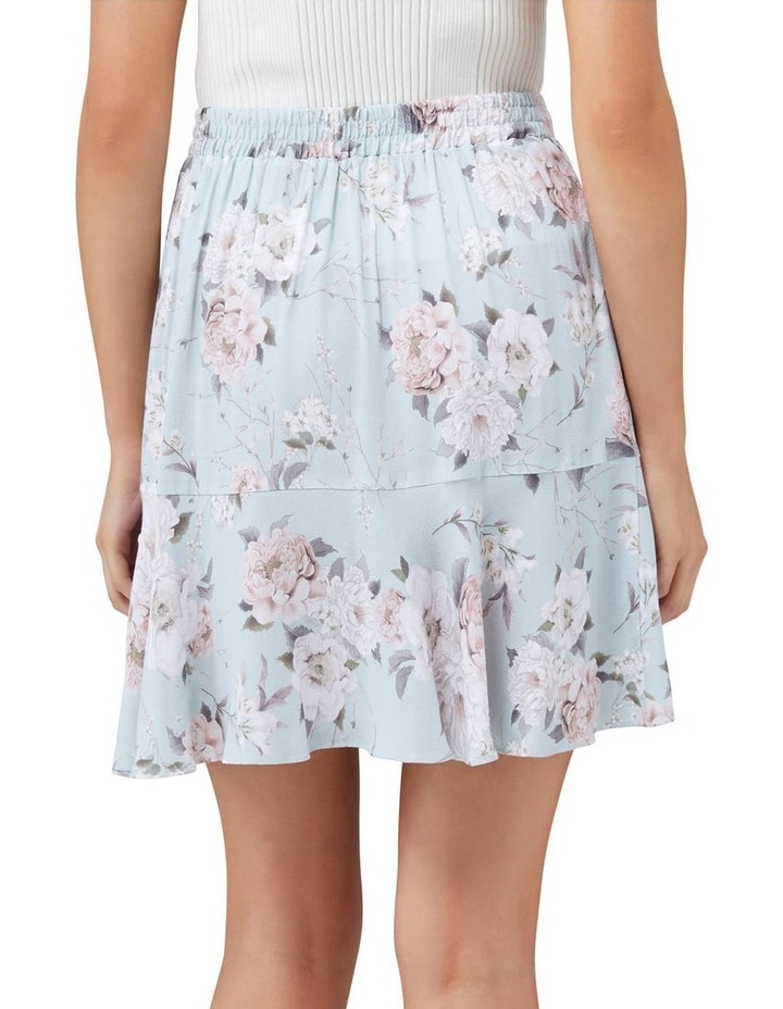 Tara Elasticated Flippy Skirt image 3