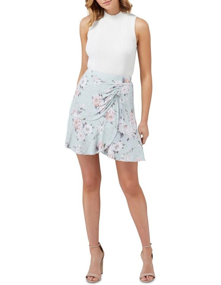 Tara Elasticated Flippy Skirt image 4