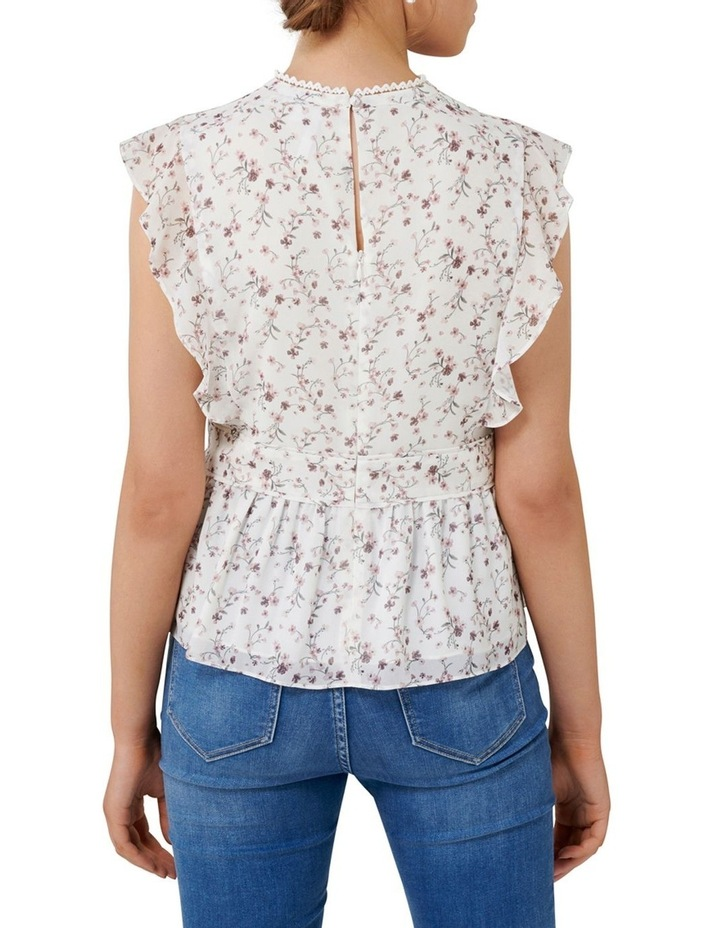 Astrid Pintuck Splice Blouse image 3